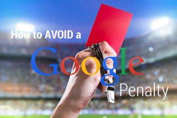 Những hình phạt của Google – thuật toán của Google