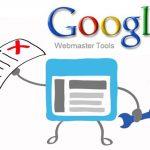 Chức năng của công cụ Webmaster Tool