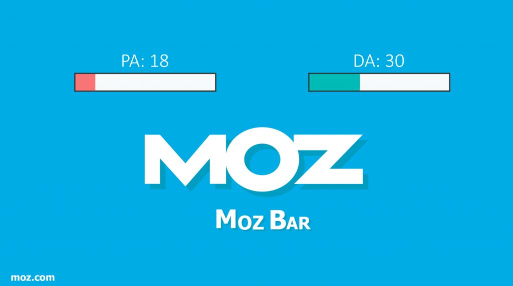 Công cụ Mozbar