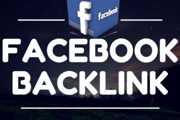 Backlink dofollow từ FACEBOOK?
