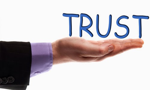 Đi backlink để tăng độ trust cho website