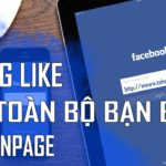 Code mời bạn bè Like Fanpage Facebook