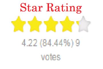 Hướng dẫn cài đặt và sử dụng kk Star Ratings