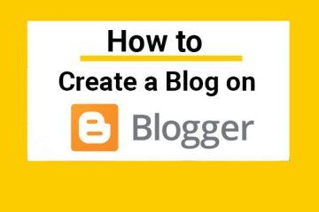 Hướng dẫn cơ bản tạo và chỉnh sửa bài viết trên Blogspot