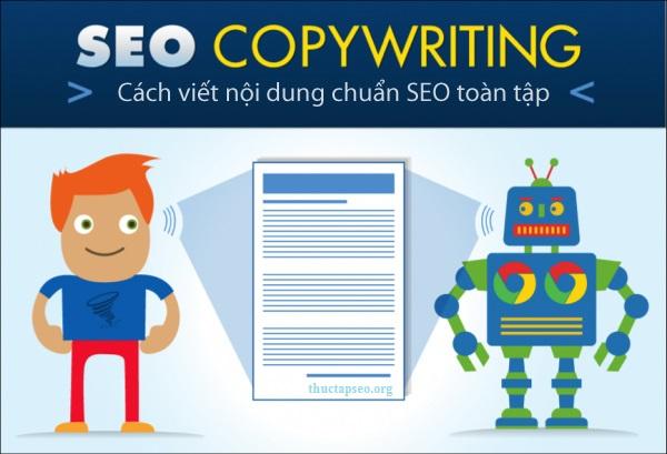 Hướng dẫn viết bài theo cấu trúc chuẩn SEO