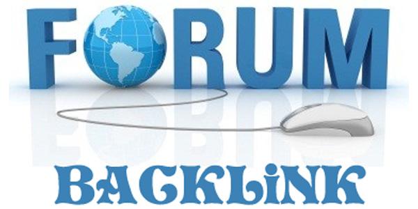 Forum-Backlink