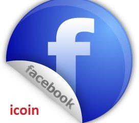 Biểu tượng icoin Facebook