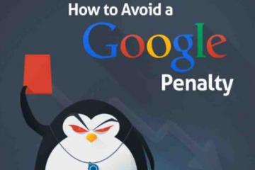 Cách kiểm tra website bị Google phạt