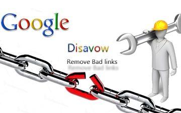 Disavow Backlinks là gì? Hướng dẫn sử dụng Disavow backlink