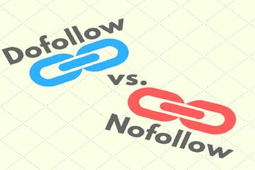 Thuật ngữ Nofollow