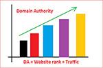 Domain Authority- độ uy tín của tên miền